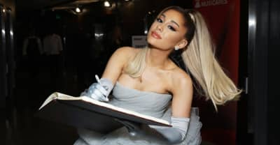 Ariana Grande teases deluxe edition of Positions