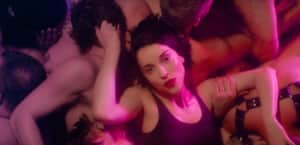 """Watch St. Vincent's steamy """"Fast Slow Disco"""" video"""