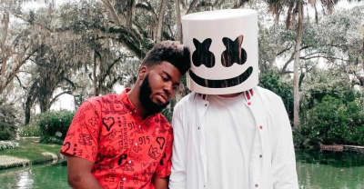 "Khalid Teams Up With Marshmello On New Song ""Silence"""