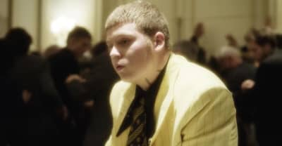 "Yung Lean is alone at the party in his ""Blue Plastic"" video"