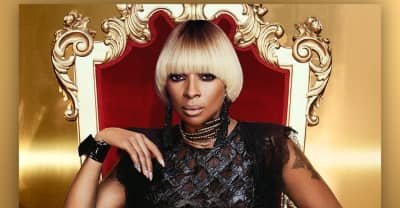 "Listen To Mary J. Blige's ""Love Yourself"" Featuring Kanye West"