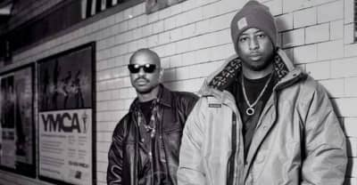 Listen to Gang Starr's new album One of the Best Yet
