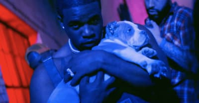 "A$AP Ferg and A$AP Rocky rock out in the ""Pups"" video"