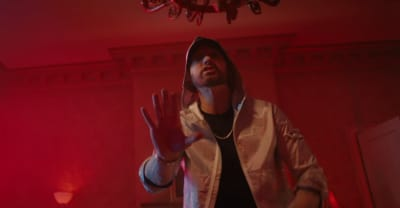"Eminem and Jessie Reyez share ""Good Guy"" video"
