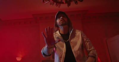 "Eminem and Jessie Reyez share ""Good Guy"" video"