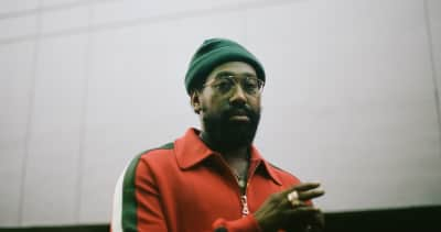 "Watch PJ Morton's perfect New Orleans bounce take on ""This Christmas"""