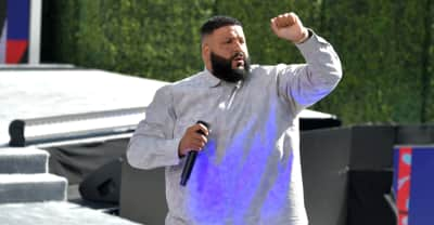 "Watch DJ Khaled get his whole life to Drake's ""In My Feelings"""