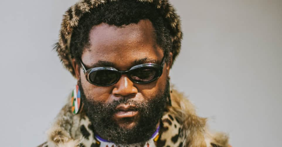 Sjava has a contagiously spiritual take on trap   The FADER