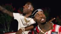 """Young Dolph and Offset share """"Break The Bank"""" video"""