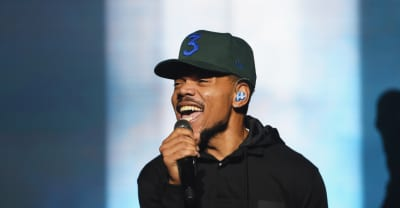 Chance The Rapper says he hasn't started working on Kanye-collab album yet