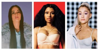 Ariana Grande, Nicki Minaj, Kacey Musgraves, and more sign letter in support of Planned Parenthood