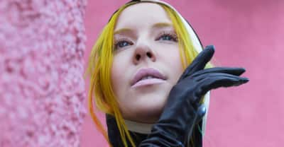 "Listen To U.K. Producer Ikonika's Piercing Remix of Austra's ""Utopia"""