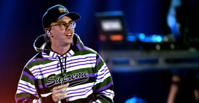 Logic just scored his third no. 1 album on the Billboard 200 chart