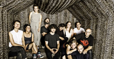 POLIÇA collaborates with orchestral collective s t a r g a z e to create a quiet masterpiece