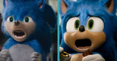 Ugly Sonic got a glow up and is back with a new trailer