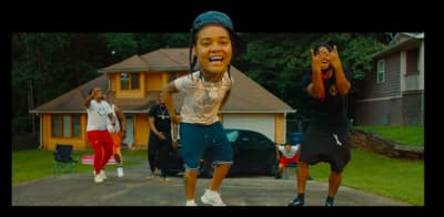 "Watch Young M.A's oversized new video for ""BIG"""