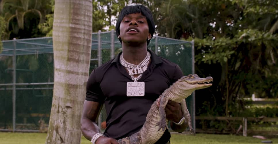 """DaBaby's """"Pony"""" video is a gruesome Scarface homage"""