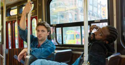 "Garçons peel back the layers of suburban life in their ""Ladybug"" video"