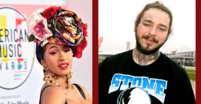 Cardi B and Post Malone are ineligible to compete for best new artist Grammy