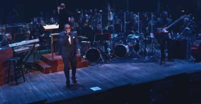 Watch a trailer for Nas's Illmatic concert film with the National Symphony Orchestra