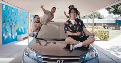 "Cuco drops ""CR-V"" video, shares California tour dates"