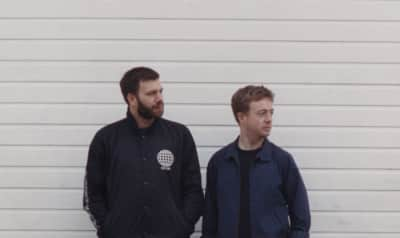 "Mount Kimbie Return With New Song ""We Go Home Together"" Featuring James Blake"
