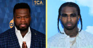 50 Cent says he wants to finish Pop Smoke's album, calls on Drake and more for help