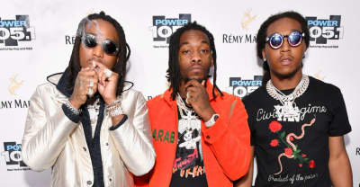 Migos's Culture II gets a release date