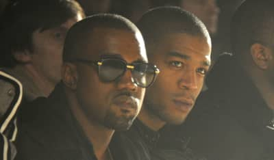 Kanye West and Kid Cudi unveil Kids See Ghosts album art