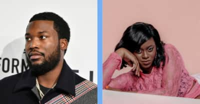 Do Tierra Whack and Meek Mill have a musical collab in the works?