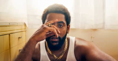 """When They See Us and Moonlight actor Jharrel Jerome makes his musical debut with """"For Real"""""""
