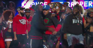 Watch Chance The Rapper perform, battle rap on Wild 'N Out