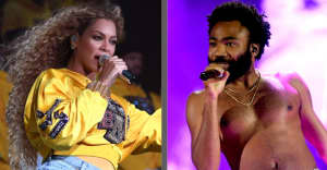 "Hear the first snippet of Beyoncé and Donald Glover's ""Can You Feel The Love Tonight"""