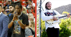 Travis Scott and Post Malone are performing at the VMAs