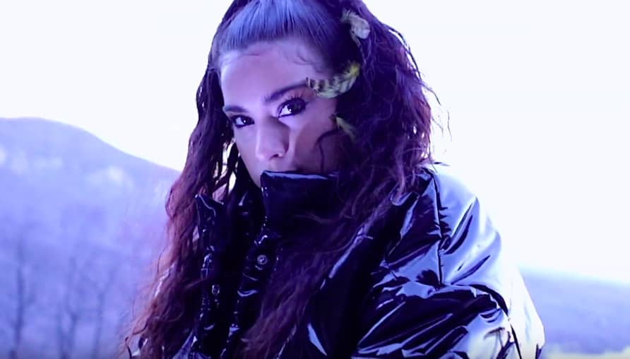 "Watch Anna Valena's kaleidoscopic video for ""Neon Wash"""