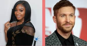 Normani and Calvin Harris share two-song project Normani X Calvin Harris