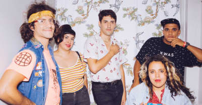 """Downtown Boys Announce Cost Of Living Album, Share New Single """"A Wall"""""""