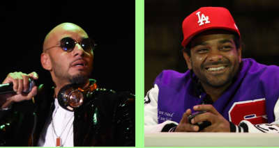 "Swizz Beatz shares new single ""Preach"" with Jim Jones"