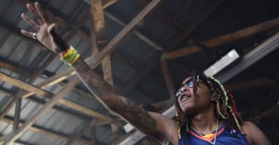 "Watch Nef The Pharaoh Wild Out For ""Big Tymin'"" Live"