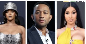 Rihanna, John Legend, Cardi B and more react to El Paso & Dayton mass shootings