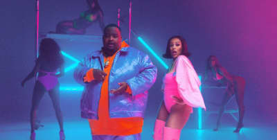 """LunchMoney Lewis connects with Doja Cat on """"Make That Cake"""""""