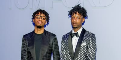Listen to the chopped not slopped remix of 21 Savage and Metro Boomin's Savage Mode II