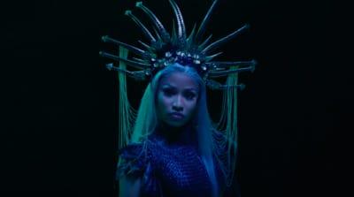 """Nicki Minaj shares """"Hard White"""" video"""