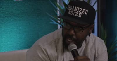 Watch Sleepy Brown Talk Outkast And Organized Noize Mythology In His RBMA Lecture