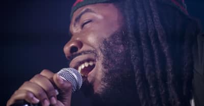 "Watch D.R.A.M. Play A Killer Live Version Of ""Broccoli"""