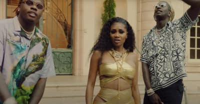 "Young Thug and Gunna turn up for Karlae's ""Jimmy Choo"" video"
