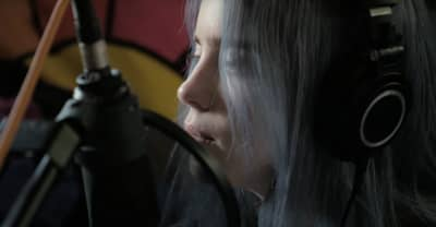 Check out a new trailer for Billie Eilish's documentary The World's A Little Blurry