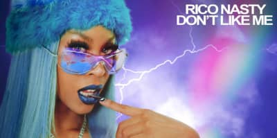 "Rico Nasty connects with Gucci Mane and Don Toliver for ""Don't Like Me"""