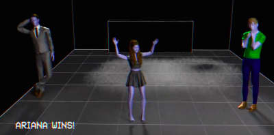 "Stephen Malkmus summons an Ariana Grande android in his ""Viktor Borgia"" video"