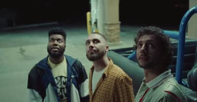 "Majid Jordan and Khalid go on a road trip for the ""Caught Up"" video"